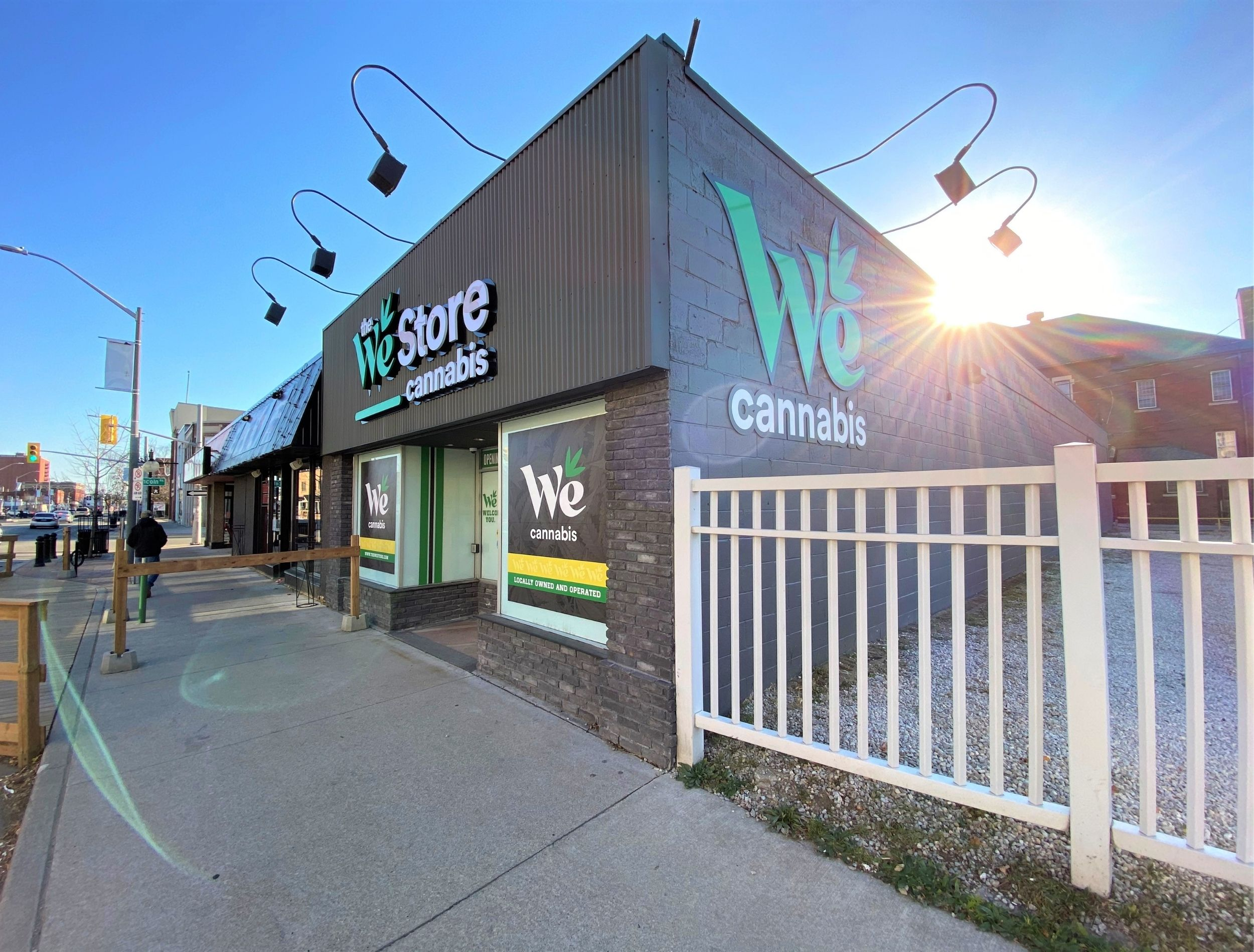 We Store Windsor Ontario Exterior